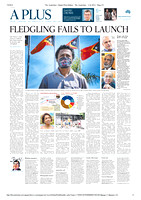 East Timor - The Australian - Words & Pictures