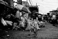 "Manila: Philippines, No end to misery at Manila's ""Happyland"" slums"